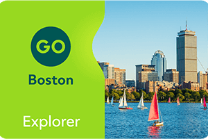 Boston Explorer Pass - 3 Attractions Combo