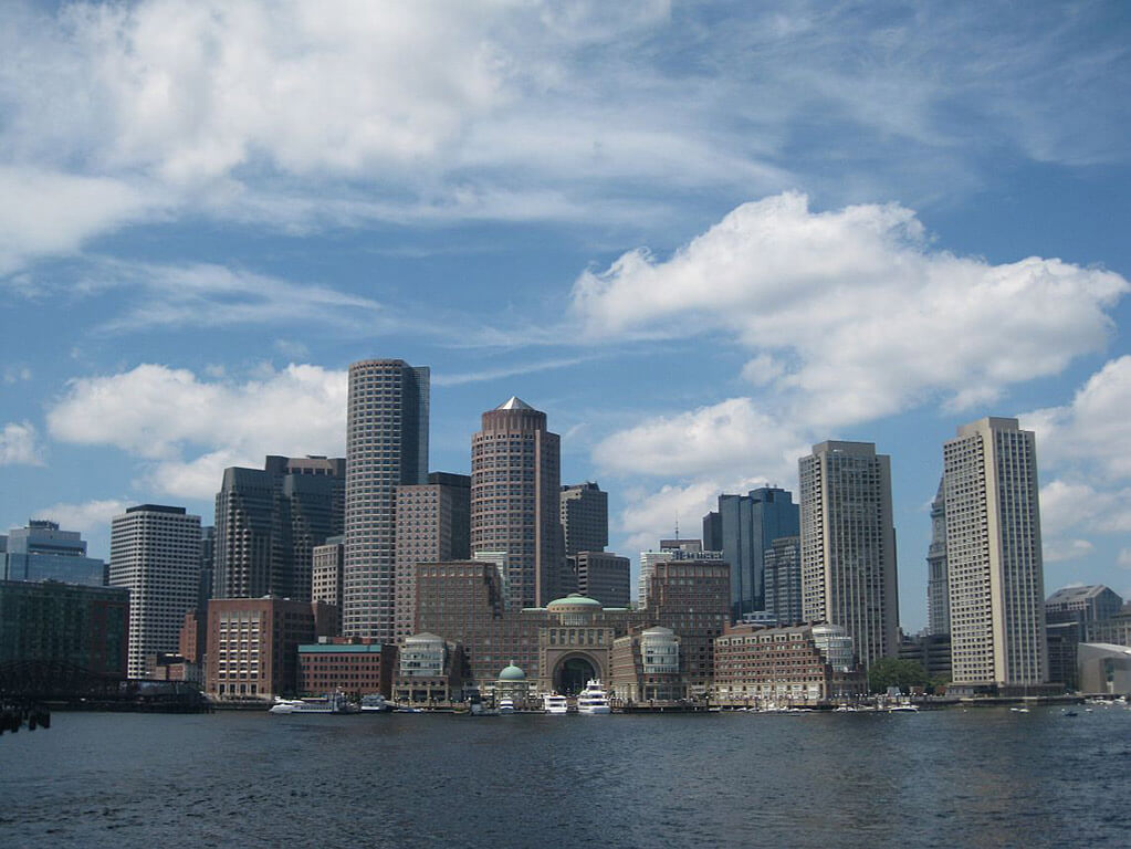 Boston Historic Sightseeing Cruise