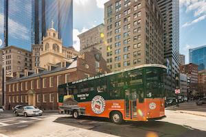 Boston Old Town Trolley 2-Day Ticket (Platinum Pass)