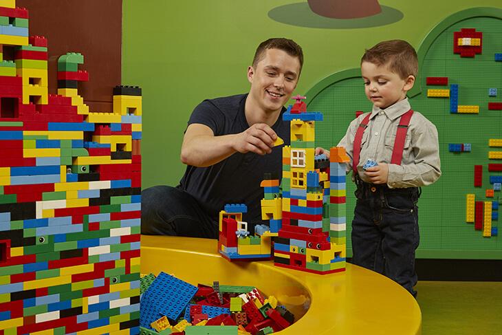 Legoland Discovery Center Boston: General Admission
