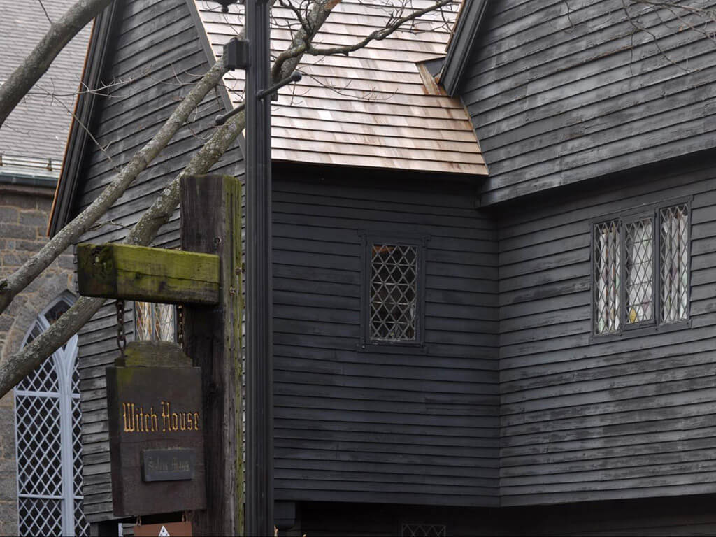 Salem Witch City Tour