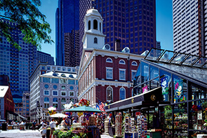 USA Guided Tours: Discover Boston Full-Day Bus Tour