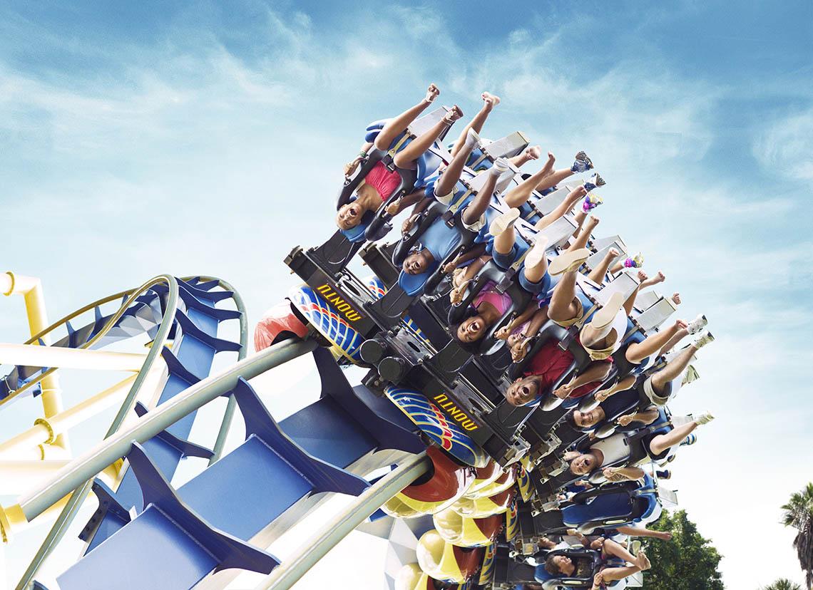 Busch Gardens Tampa Fun Card Ticket Undercover Tourist