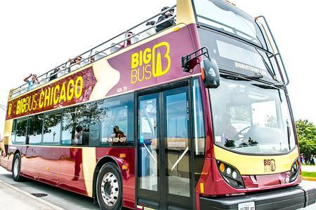 Big Bus Chicago Hop-on Hop-off Tour