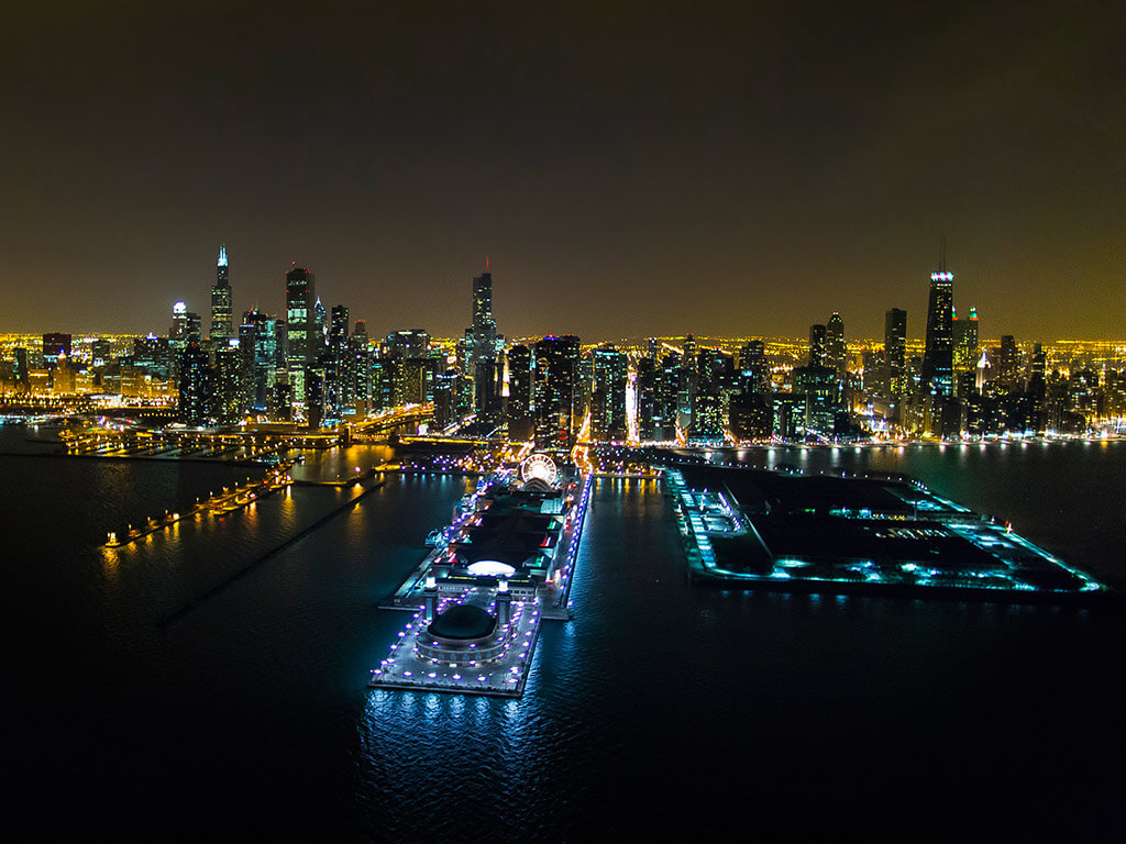 Night Time Helicopter Experience