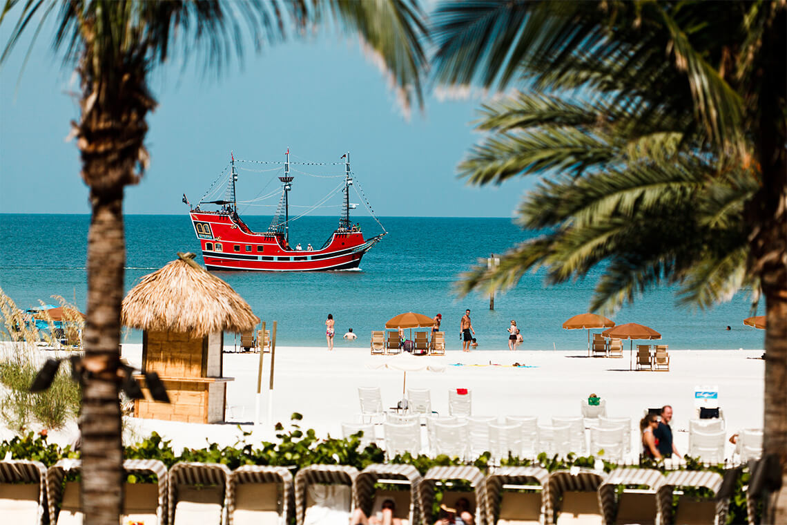 Pet Friendly Beachfront Hotels In Clearwater Beach Fl