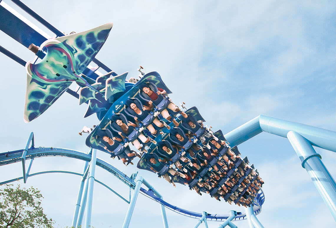 SeaWorld Parks: Two Park Ticket