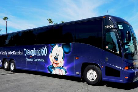 Disneyland Resort Express - One-Way from LAX