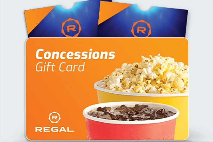 Regal: Ultimate Movie Pack