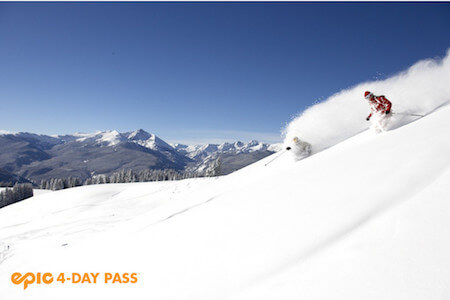 Epic 4-Day Unrestricted Pass