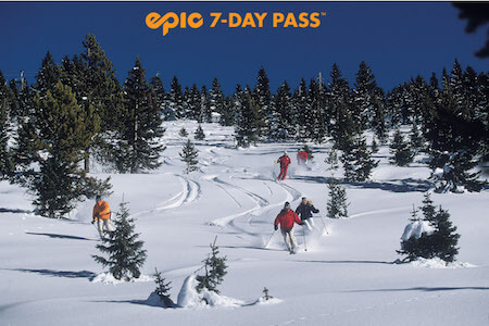 Epic 7-Day Unrestricted Pass