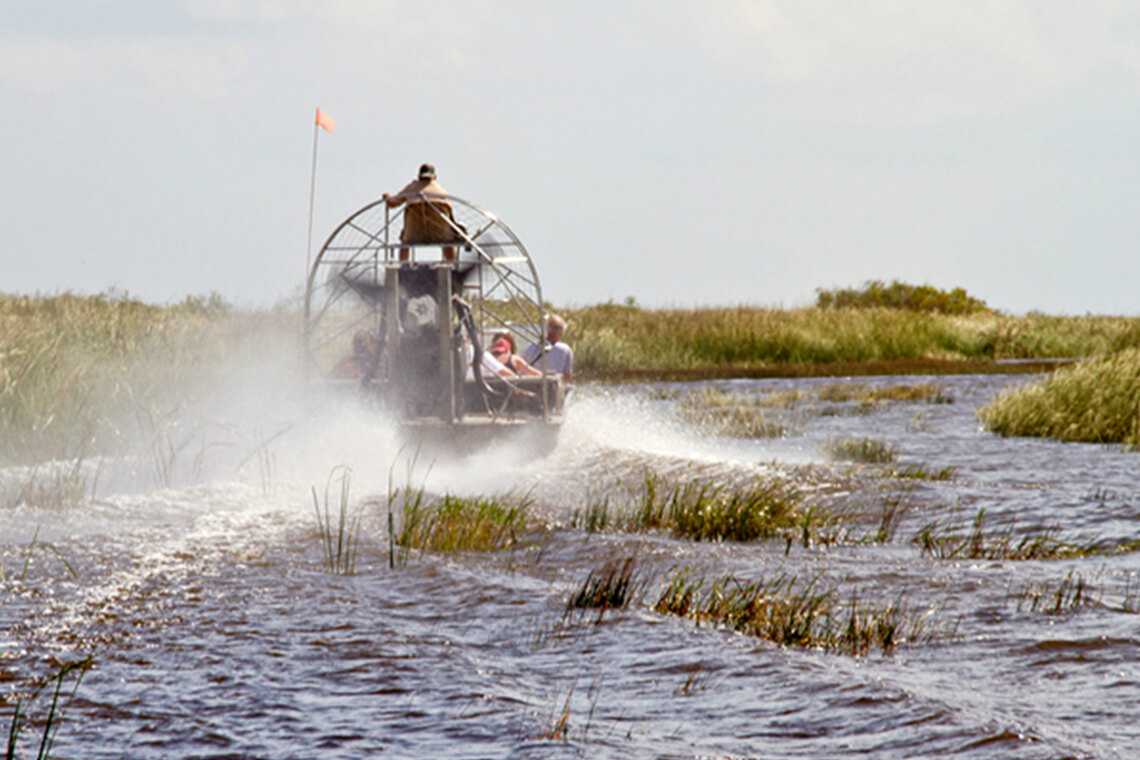 Everglades Airboat & Miami Adventure