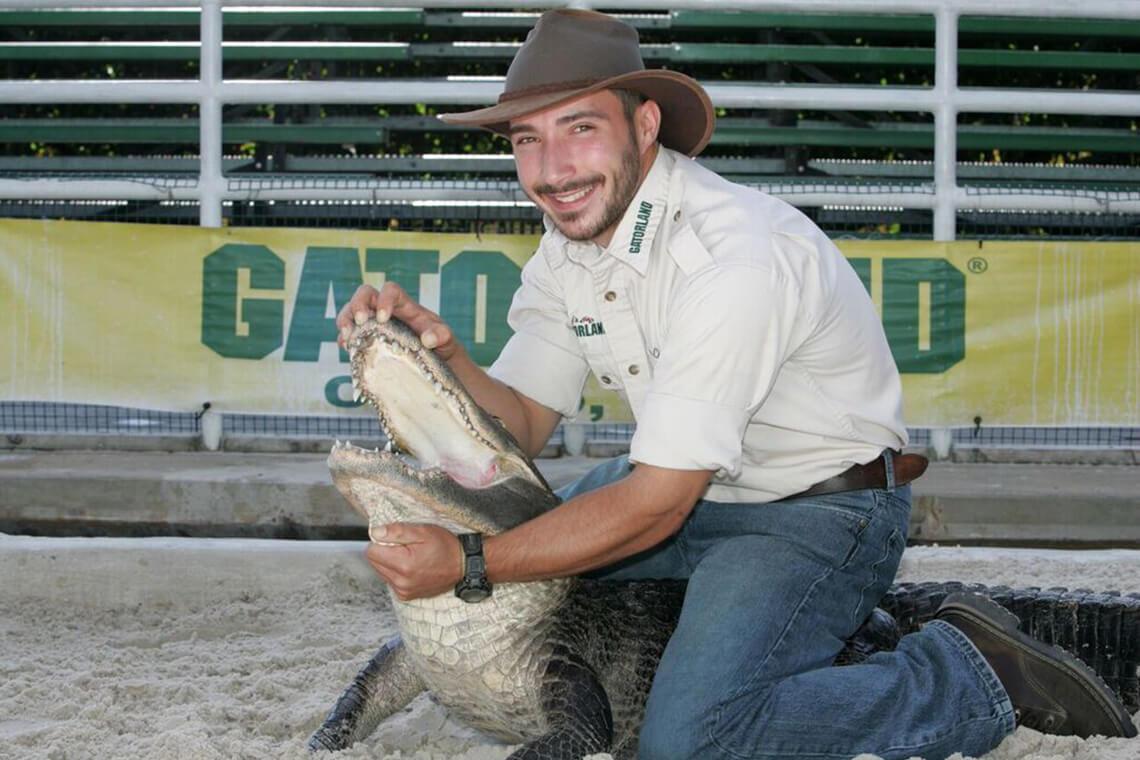 Gatorland & Screamin' Gator Zip Line Ticket