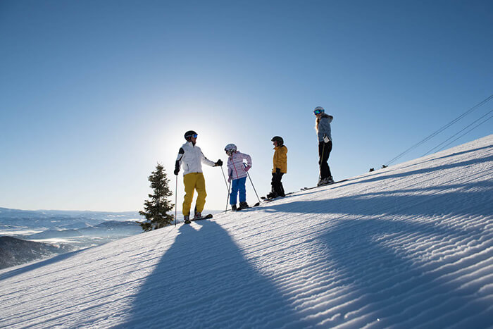 Junior Skis