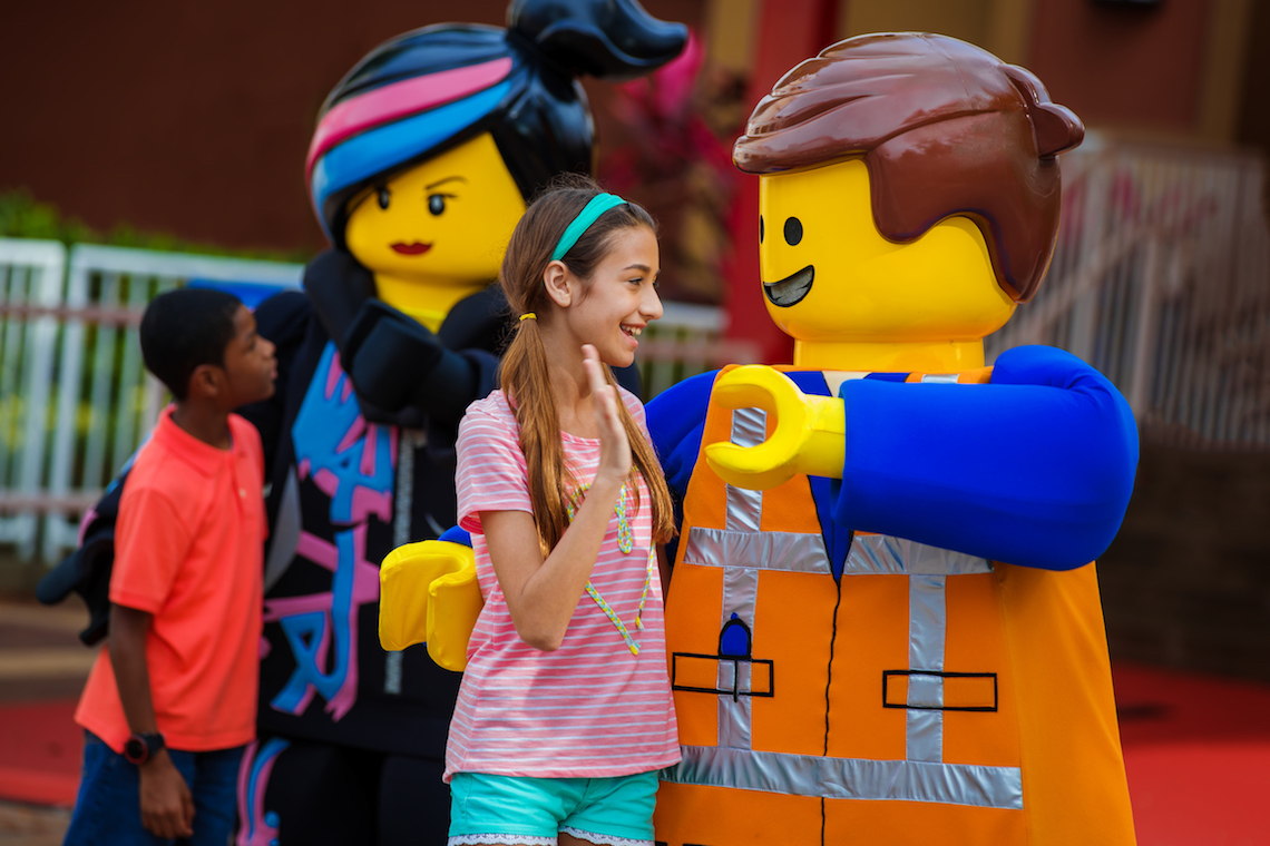 1-Day LEGOLAND Florida + Water Park Ticket