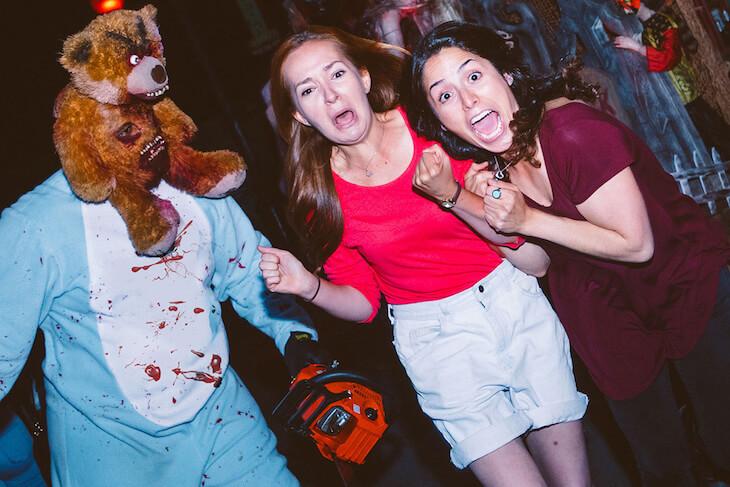 2-Night Halloween Horror Nights - General Admission Ticket (Universal in CA)