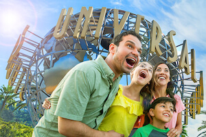 1-Day General Admission Ticket - Non-Peak (Universal in CA)