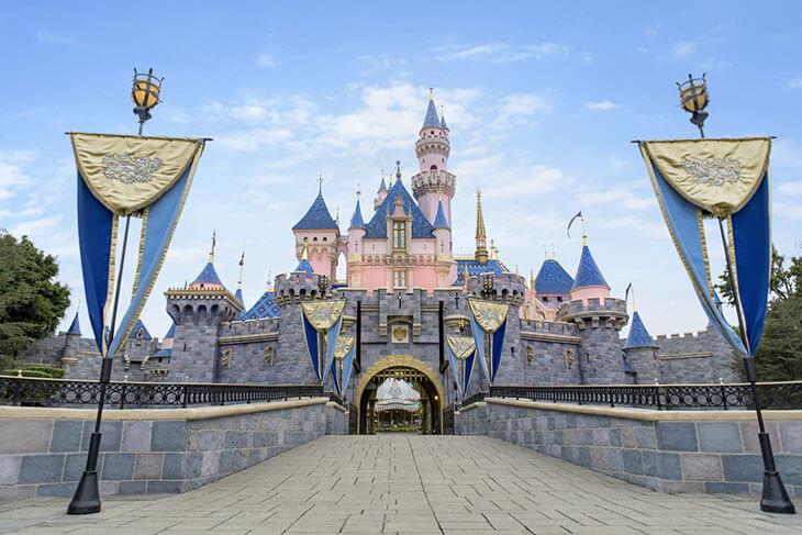 3-Day California Resident 1-Park per day (Disneyland)