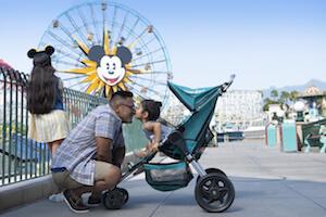 3-Day 1-Park per day (SoCal Resident Offer) (Disneyland)