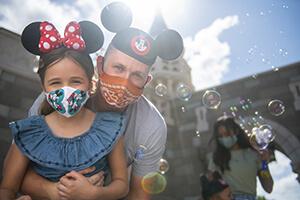 3-Day 1-Park per day (Disneyland)