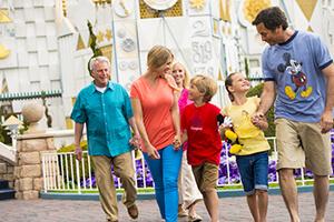 3-Day 1-Park per day with Disney MaxPass (Disneyland)