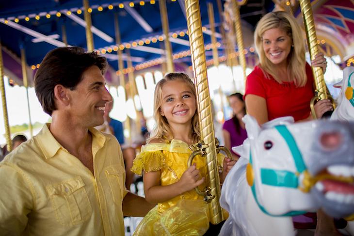 3-Day 1-Park per day Child Ticket (Disneyland) (PROMO)