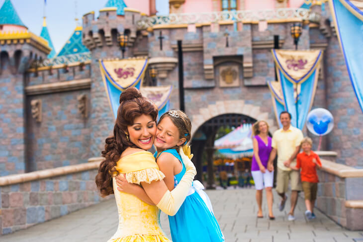 3-Day Park Hopper® with Disney MaxPass Child Ticket (Disneyland) (PROMO)