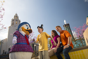 3-Day Park Hopper® (PROMO) (Disneyland)