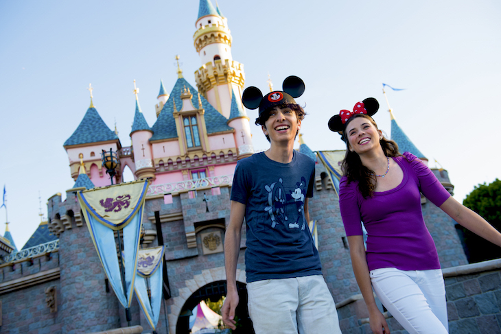 3-Day Park Hopper® with Disney MaxPass (SoCal Resident Offer) (Disneyland)