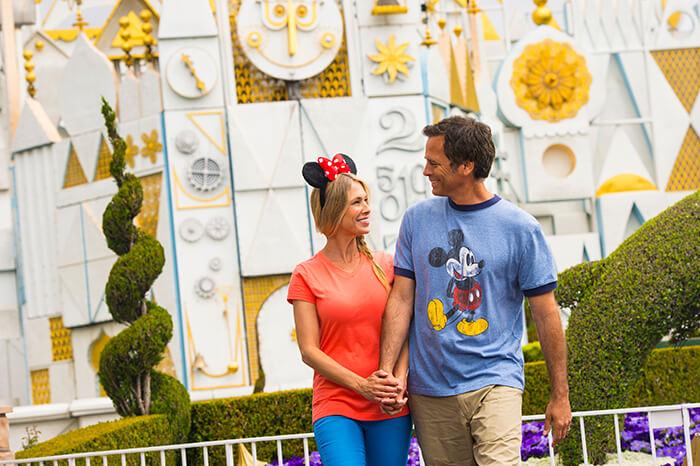 4-Day 1-Park per day (Disneyland)