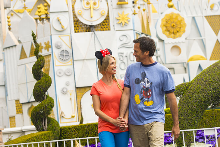 4-Day 1-Park per day with Disney MaxPass (Disneyland)