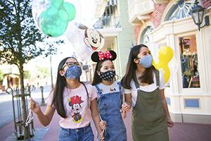 4-Day Park Hopper® (Disneyland)