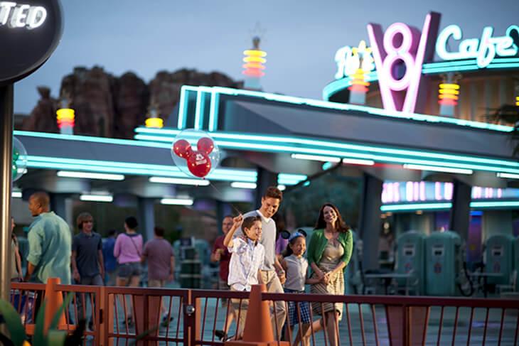 4-Day Park Hopper® with Disney MaxPass (Disneyland)