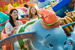 5-Day 1-Park per day (Disneyland)