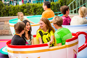 5-Day Park Hopper® (Disneyland)