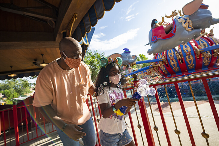 5-Day Park Hopper® (Disneyland)