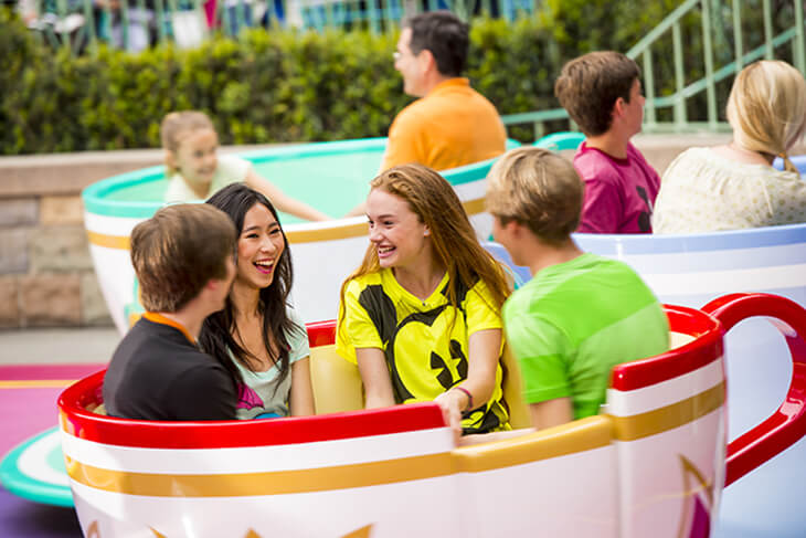 5-Day Park Hopper® with Disney MaxPass (Disneyland)