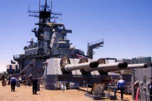 Battleship USS Iowa: General Admission
