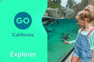 California Explorer Pass - 5 Attraction Combo