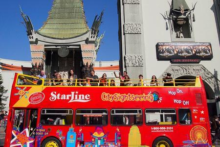 City Sightseeing Los Angeles Hop-on Hop-off