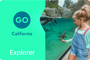 California Explorer Pass - 4 Attraction Combo