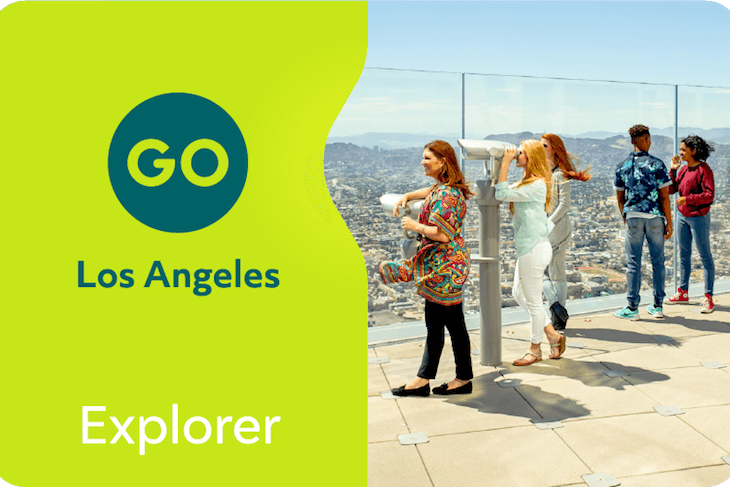 Los Angeles Explorer Pass - 4 Attraction Combo