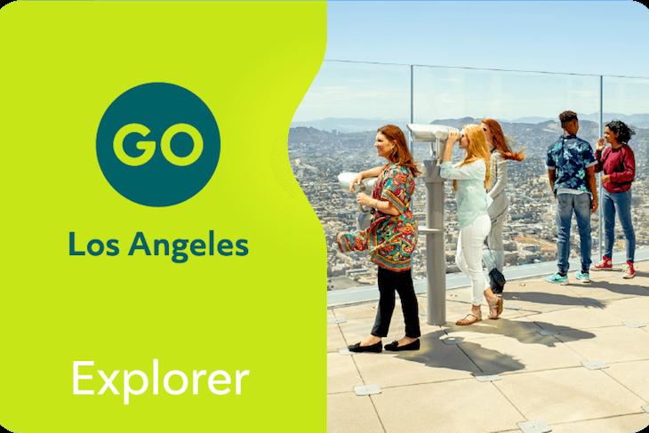 Los Angeles Explorer Pass - 7 Attraction Combo