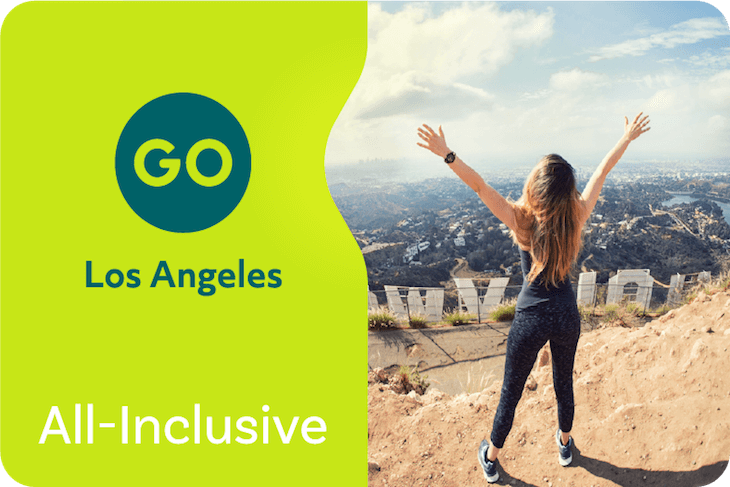 Los Angeles 5 Day Go Card
