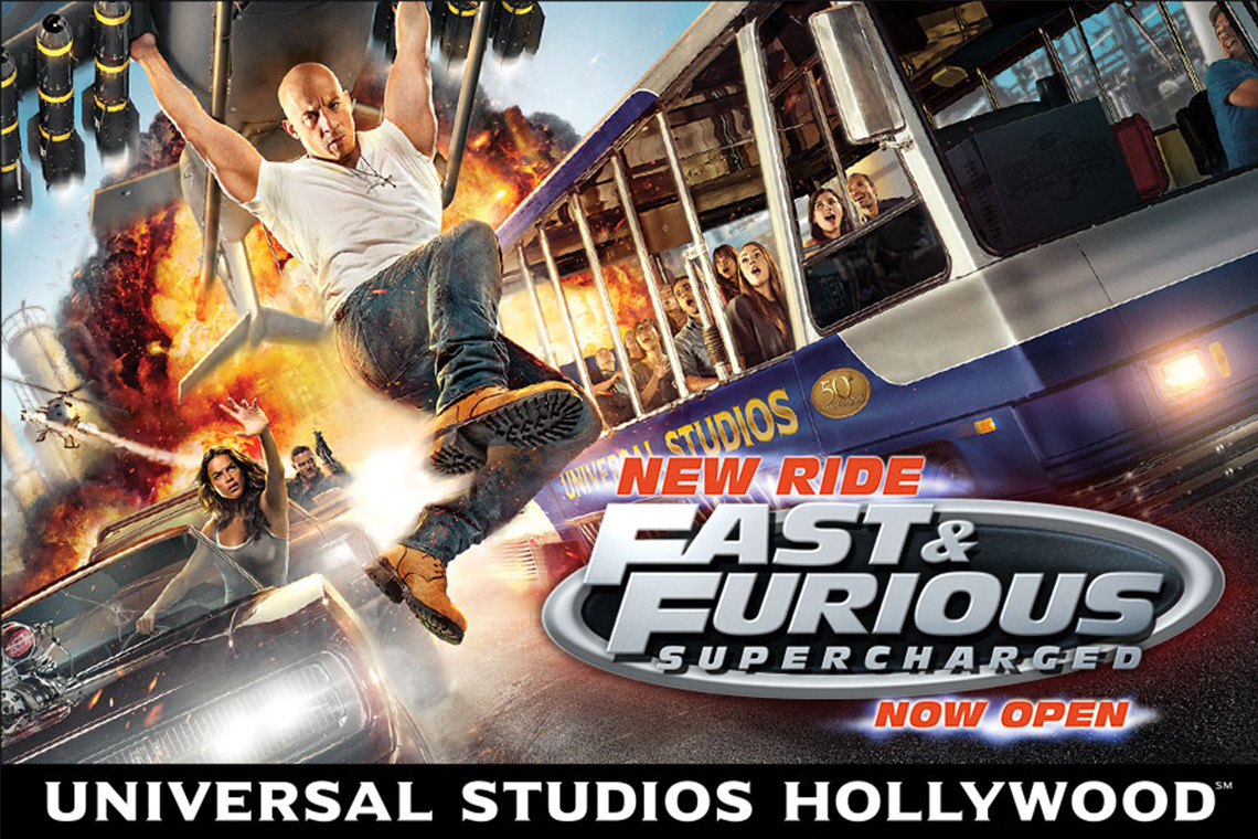 Universal Express 1-Day - Peak (Universal in CA)