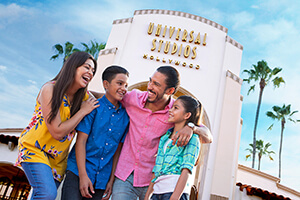 LIMITED TIME: 1-Day General Admission Non-Peak Ticket + 2nd Day Free (Universal in CA)