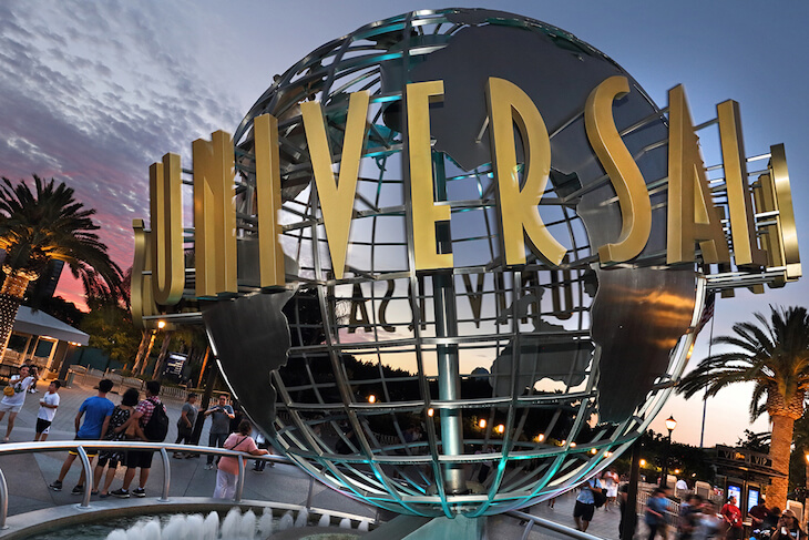 1-Day California Resident General Admission Dated Ticket (Universal in CA)