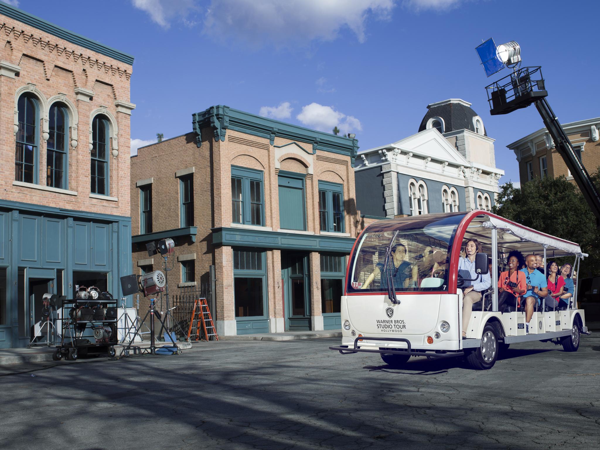 Warner Bros Studio Tour Hollywood: Studio Tour