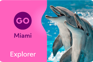 Miami and the Keys Explorer Pass - Pick 2 Attractions Combo
