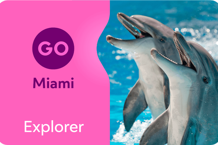 Miami and the Keys Explorer Pass - Pick 4 Attractions Combo